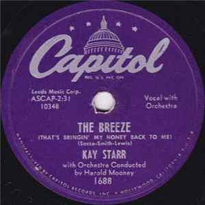 Kay Starr - The Breeze / Side By Side Mp3