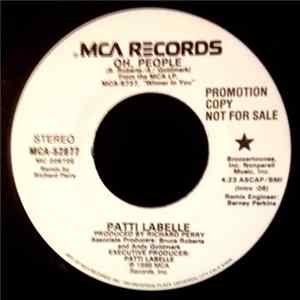 Patti LaBelle - Oh People Mp3