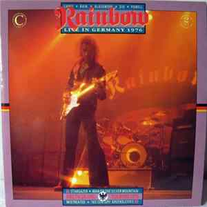 Rainbow - Live In Germany 1976 Mp3