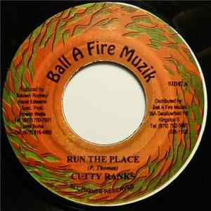 Cutty Ranks - Run The Place Mp3