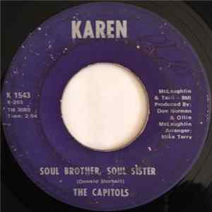 The Capitols - Soul Brother, Soul Sister / Ain't That Terrible Mp3
