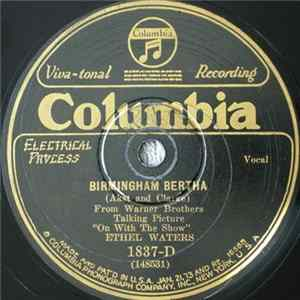 Ethel Waters - Birmingham Bertha / Am I Blue? Mp3