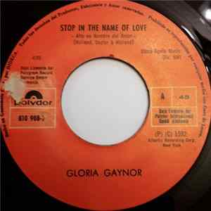 Gloria Gaynor - Stop In The Name Of Love Mp3