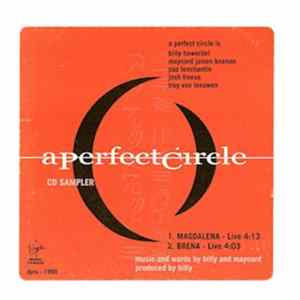 A Perfect Circle - CD Sampler Mp3