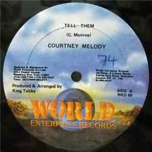 Courtney Melody, Firehouse Crew - Tell Them Mp3