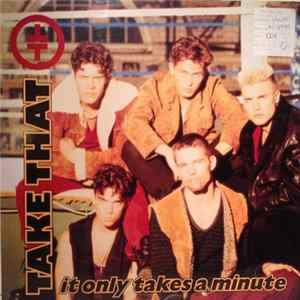 Take That - It Only Takes A Minute Mp3