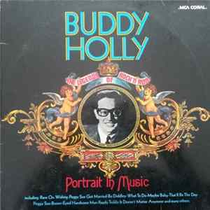 Buddy Holly - Portrait In Music Mp3