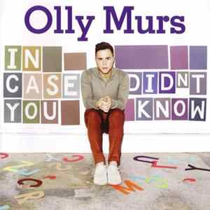 Olly Murs - In Case You Didn't Know Mp3