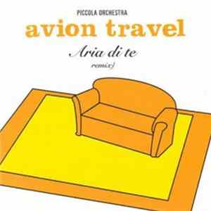 Avion Travel - Aria Di Te Remix Mp3