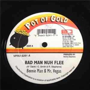Beenie Man & Mr. Vegas / Richie Stephens - Bad Man Nuh Flee / Take Me Away Mp3