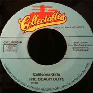 The Beach Boys - California Girls / Good Vibrations Mp3