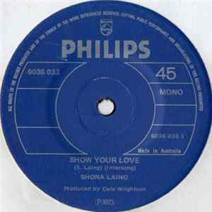 Shona Laing - Show Your Love Mp3