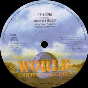 Courtney Melody, Firehouse Crew - Tell Dem Mp3
