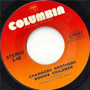 Chambers Brothers - Boogie Children Mp3