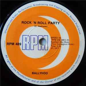 Ballyhoo - Rock 'N Roll Party Mp3