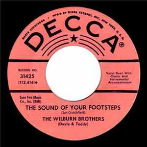 The Wilburn Brothers (Doyle & Teddy)) - The Sound Of Your Footsteps / Day After Day Mp3