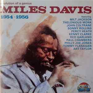 Miles Davis - Evolution Of A Genius - 1954-1956 Mp3