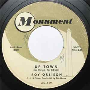 Roy Orbison - Up Town / Pretty One Mp3