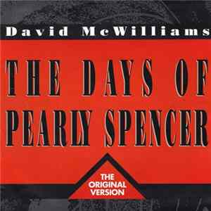 David McWilliams - The Days Of Pearly Spencer Mp3