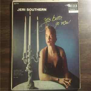 Jeri Southern - You Better Go Now Mp3