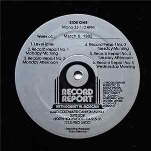 The Police - Robert W. Morgan - Record Report: Week Of: March 8, 1982 Mp3