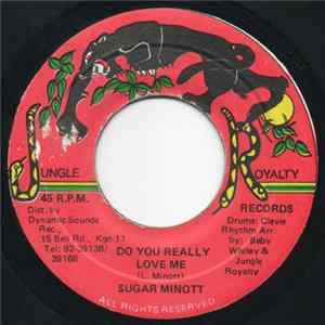 Sugar Minott - Do You Really Love Me Mp3