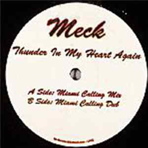 Meck - Thunder In My Heart Again Mp3