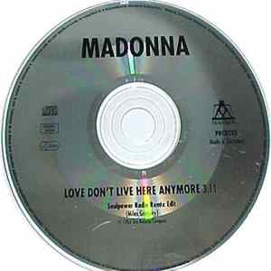 Madonna - Love Don't Live Here Anymore Mp3