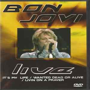 Bon Jovi - Live (Borgata Hotel Atlantic City 21. November 2004) Mp3