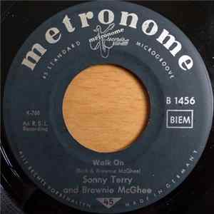 Sonny Terry & Brownie McGhee - Walk On / I Was Born With The Blues Mp3