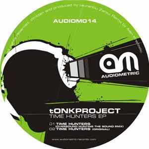 tONKPROJECT - Time Hunters EP Mp3
