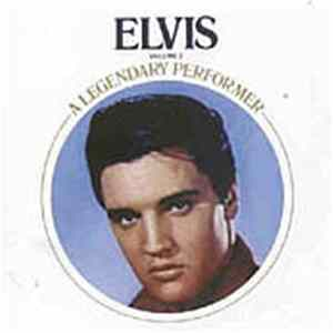 Elvis Presley - A Legendary Performer Vol. 3 Mp3