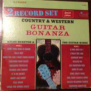Kelso Herston & The Guitar Kings - Country & Western Guitar Bonanza Mp3