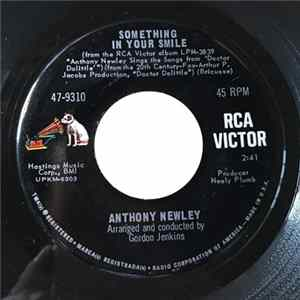 "Anthony Newley - Anthony Newley Sings the Songs from ""Doctor Dolittle"" Mp3"