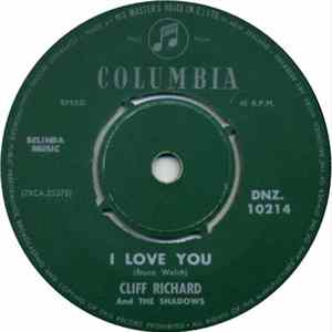 Cliff Richard And The Shadows - I Love You Mp3