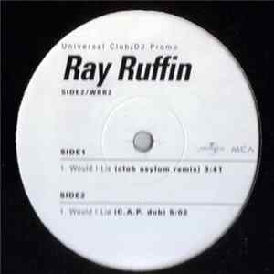 Ray Ruffin - Would I Lie Mp3