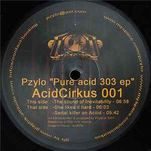 Pzylo - Pure Acid 303 EP Mp3