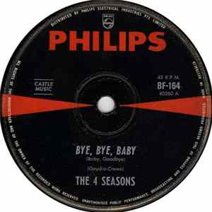 The 4 Seasons - Bye Bye Baby (Baby, Goodbye) Mp3