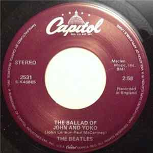 The Beatles - The Ballad Of John And Yoko Mp3