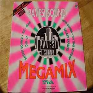 Pavesi Sound - Megamix Mp3
