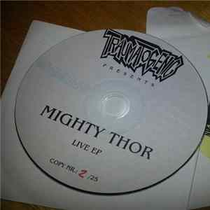 Mighty Thor - Live EP Mp3