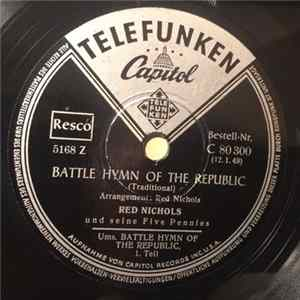 Red Nichols Und Seine Five Pennies - Battle Hymn Of The Republic Mp3