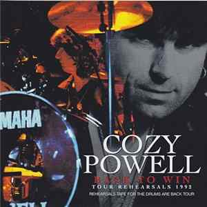 Cozy Powell - Back To Win Mp3