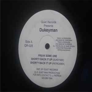 DukeyMan, D.J. Patrick & D.J. Kenny B - Freak Some One / Shorty Back It Up Mp3