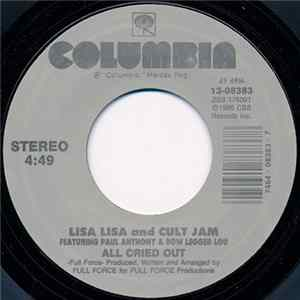 Lisa Lisa And Cult Jam - All Cried Out / Lost In Emotion Mp3