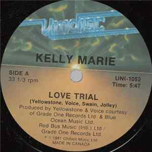 Kelly Marie - Love Trial / Head For The Stars Mp3