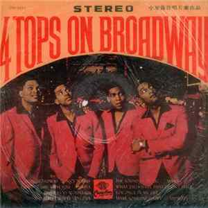 Four Tops - On Broadway Mp3