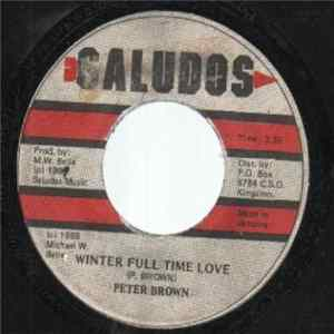 Peter Brown - Winter Full Time Love Mp3