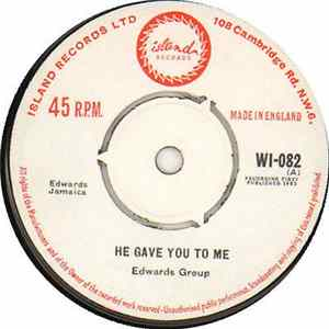 Edwards Group - He Gave You To Me Mp3