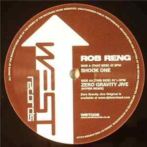 Rob Reng - Shook One / Zero Gravity Jive (Hyper Remix) Mp3